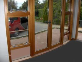 Alti Curved French Doors & Sidelights
